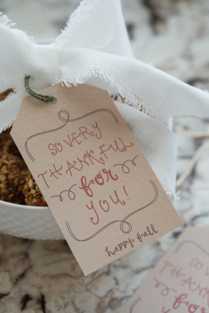 free printable fall thank you tags >> www.eightpepperberries.com
