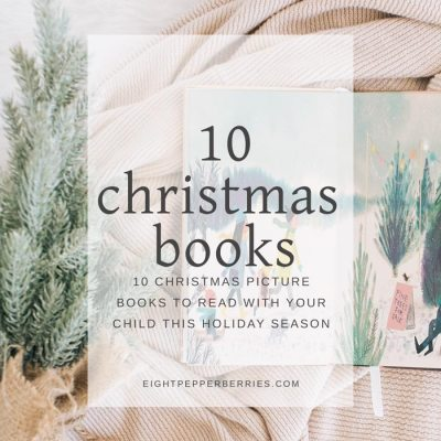 10 Favorite Christmas Books