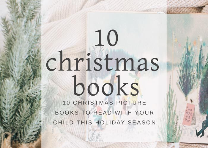 10 Favorite Christmas Books To Read With Your Child This Holiday Season >> Eight Pepperberries