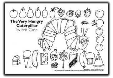 英語の絵本 The very hungry caterpillar by Eric Carle – セナパパBLOG