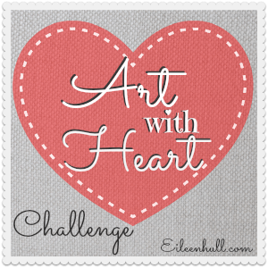 Art with Heart Challenge : Create, Share, Inspire! | Eileenhull.com