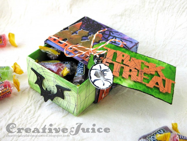 Halloween Candy Drawer by Lisa Hoel | Eileenhull.com