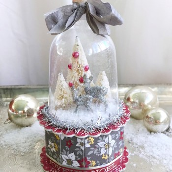 Holiday Project Tutorials with Eileen Hull and DCWV