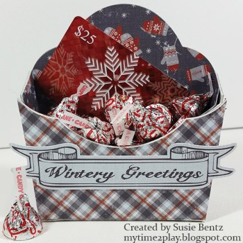Sizzix Holiday Gift Wrap