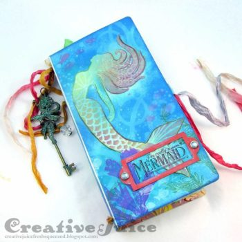 Sizzix Journal Techniques and Tutorials
