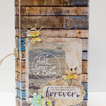Heartfelt Sizzix Journal Ideas
