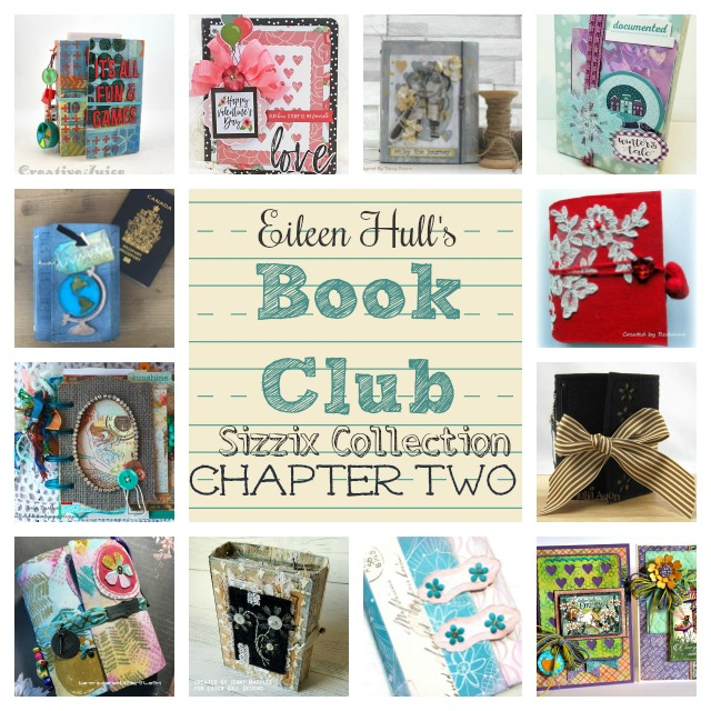 Book Club Sizzix Collection Chapter Two