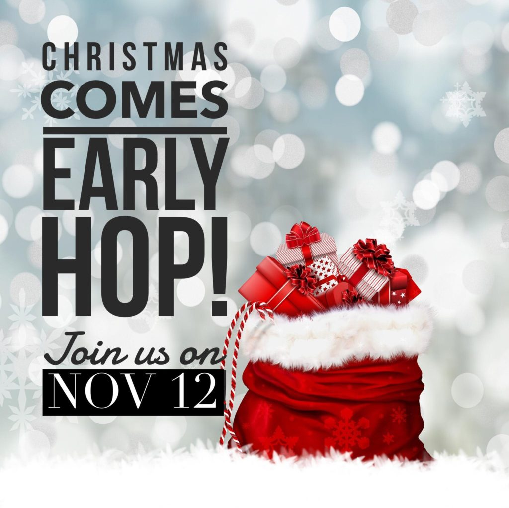 fb80776f Christmas Comes Early Blog Hop - Eileen Hull
