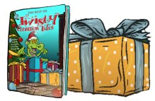 The Best of Twisty Christmas Tales - 31 stories by 27 authors including Joy Cowley, David Hill and Dave Freer