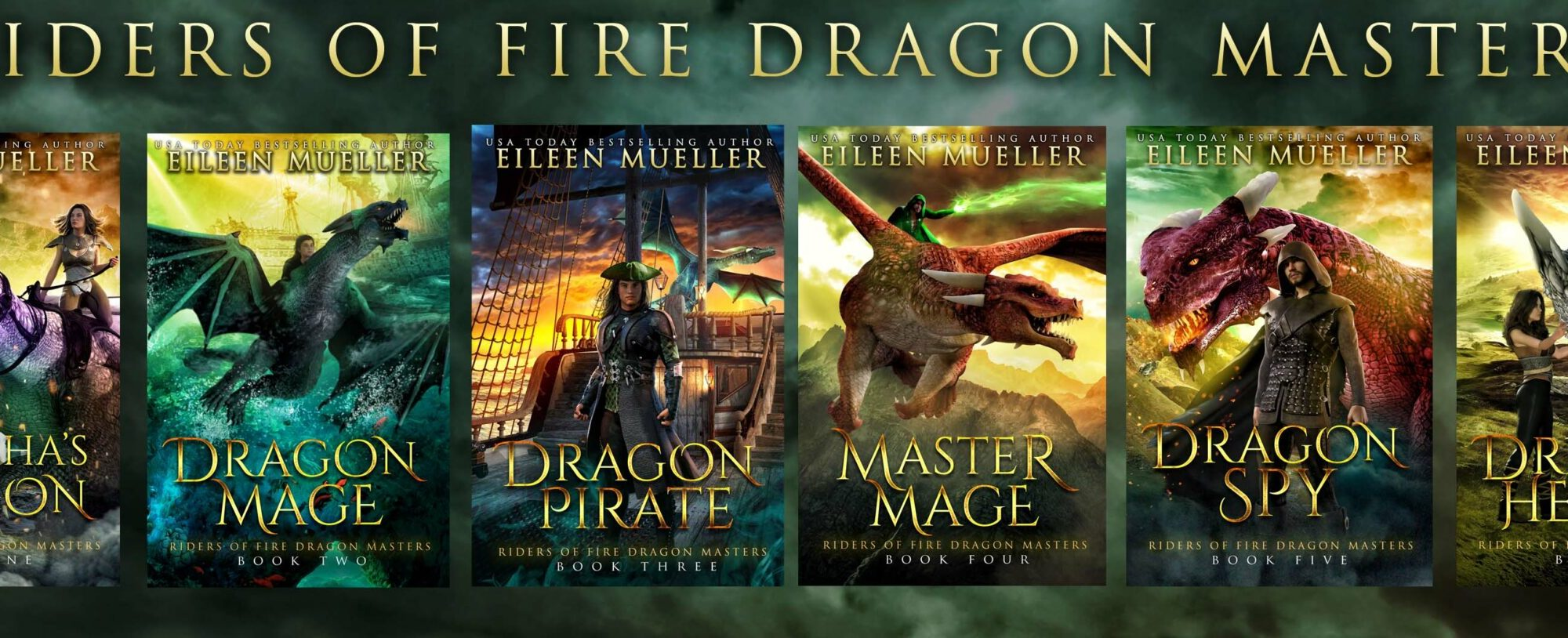 Riders of Fire Dragon Masters