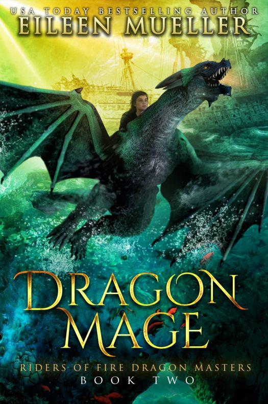 Dragon Mage Riders of Fire Dragon Masters book 2