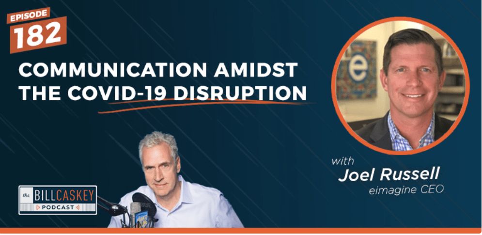 Communication Amidst the Covid-19 Disruption
