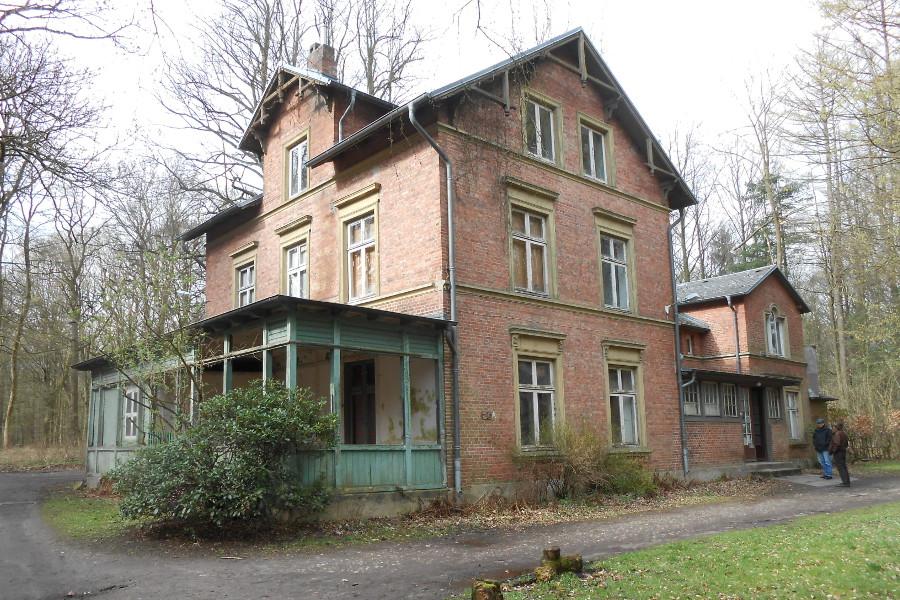 Zukunft der Villa Mutzenbecher weiterhin ungewiss