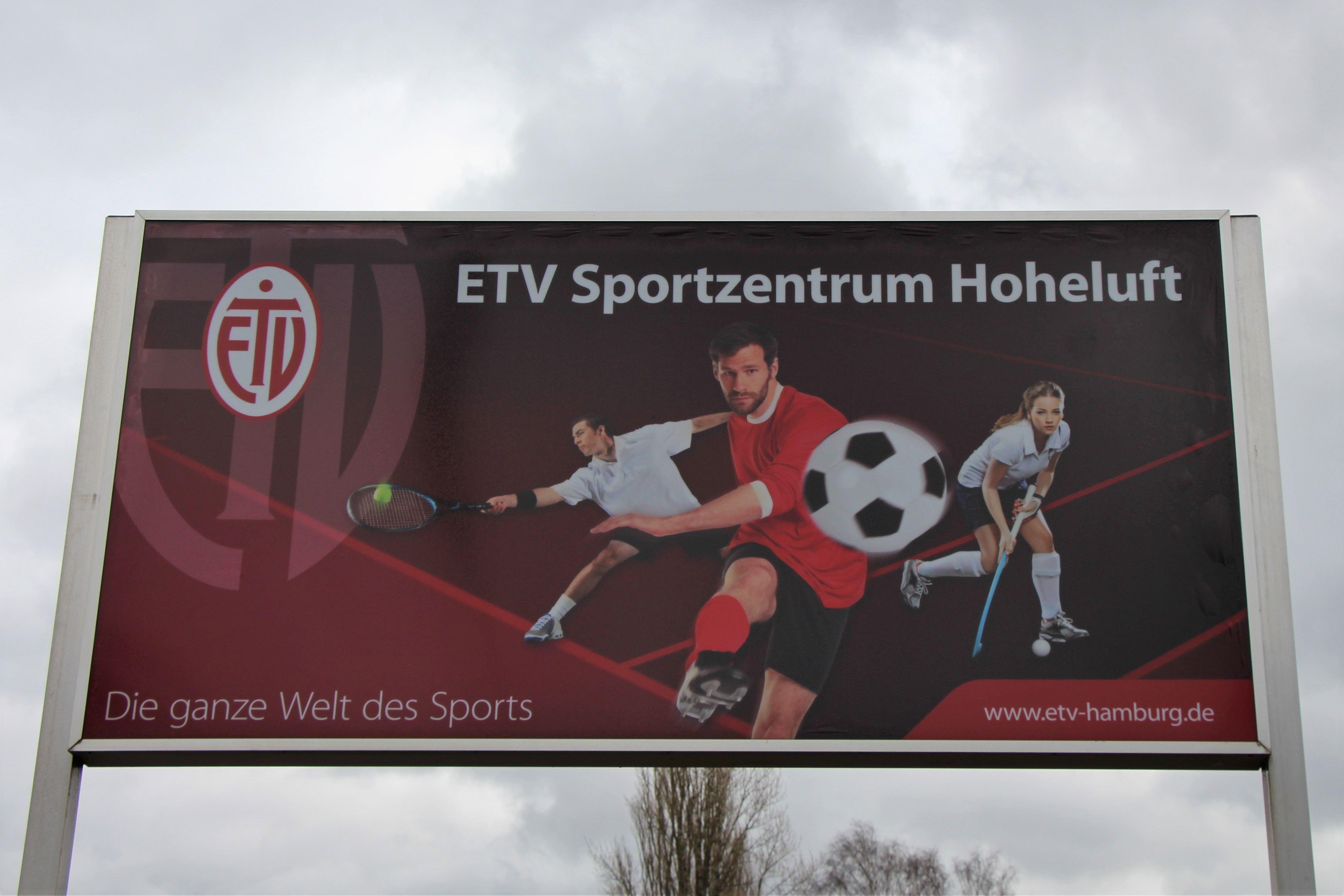 Bau des ETV-Sportzentrums beginnt im Herbst