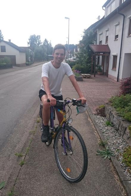 Fahrradtour Heuchlingen