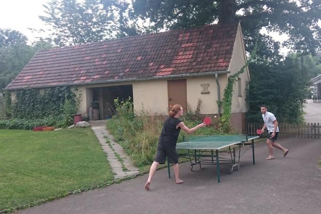 Heuchlingen Tischtennis