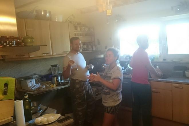 Heuchlingen kochen