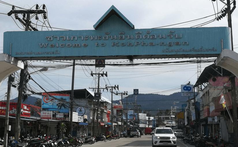 Koh Phangan – Die etwas wildere Insel