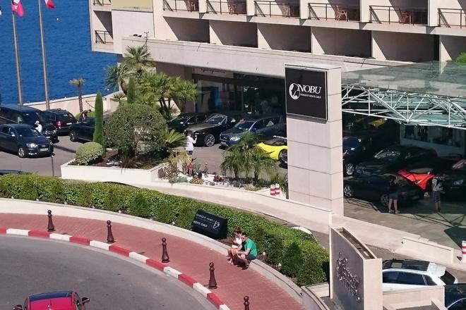 Monaco Rennstrecke
