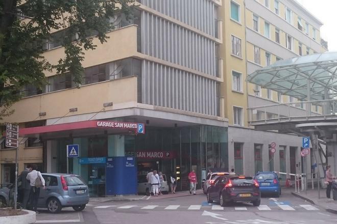 Parkhaus Venedig