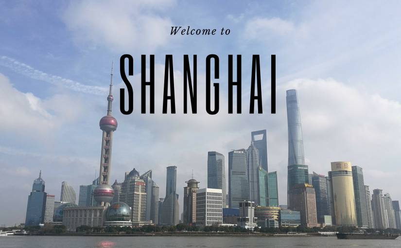 Shanghai – Magic Meat und Transrapid