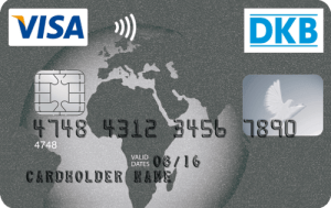 Visa Card DKB