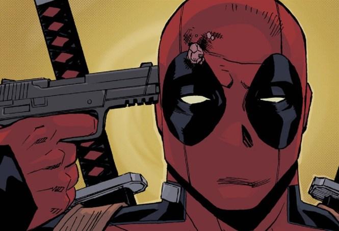 Resultado de imagem para Deadpool hq