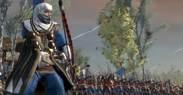 Total War: Shogun 2 está de graça a partir de hoje na Steam