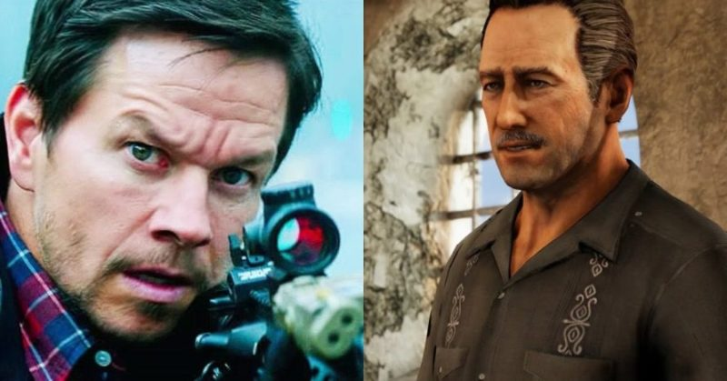 Uncharted: Mark Wahlberg mostra camisa de Sully para o filme