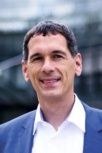 Schirmherr Jens Kamieth