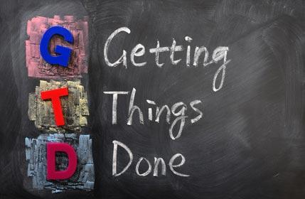 Einführung GTD Getting Things Done – David Allen (Teil 3)