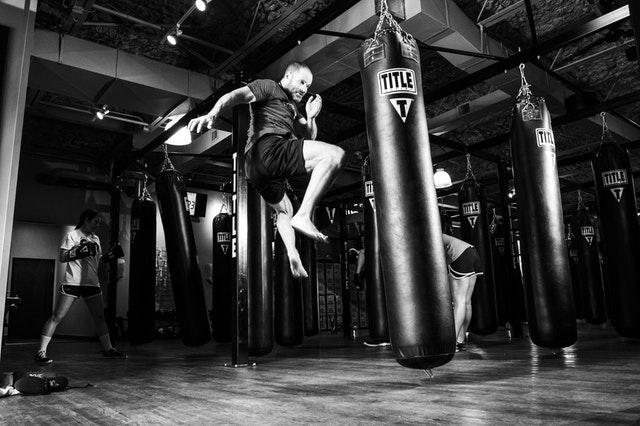 MMA Kampf