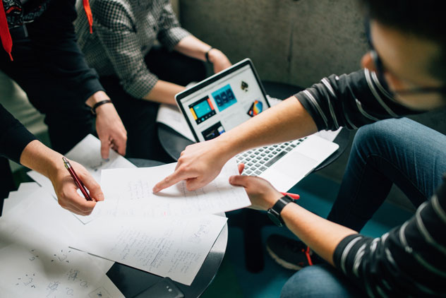 Das Studentenleben als Beitrag zur Förderung von Erfolg und Produktivität