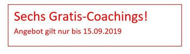 Gratis-Coaching