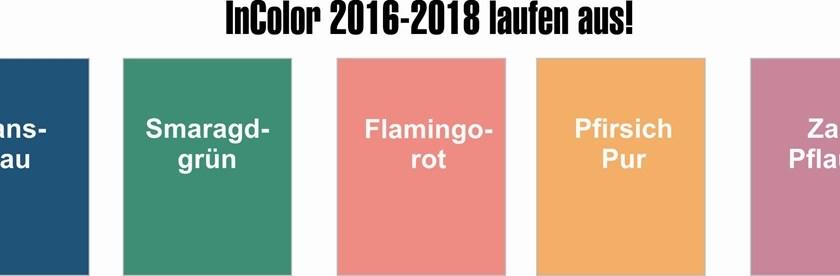 Tschüss InColor 2016-2018