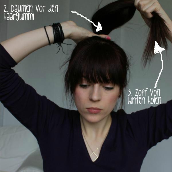 Der Dutt Einfache Tricks Zum Selbermachen Von Dutt Frisuren Mit