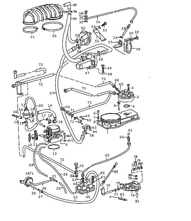 Porsche 911 1974-1977 Warm Up Regulator, 911 76-77…