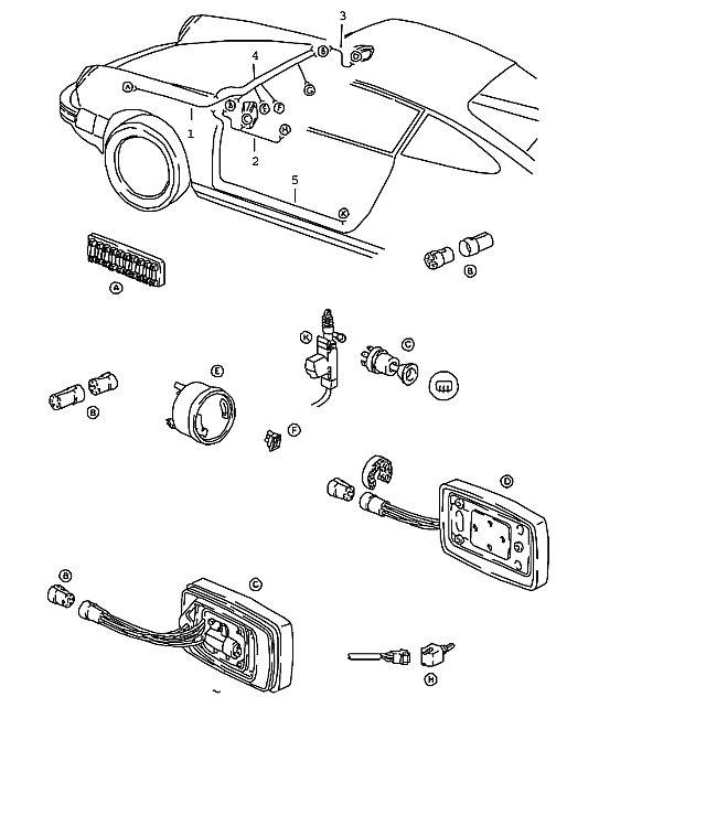 83 Porsche 944 Wiring Diagram. Porsche. Auto Wiring Diagram