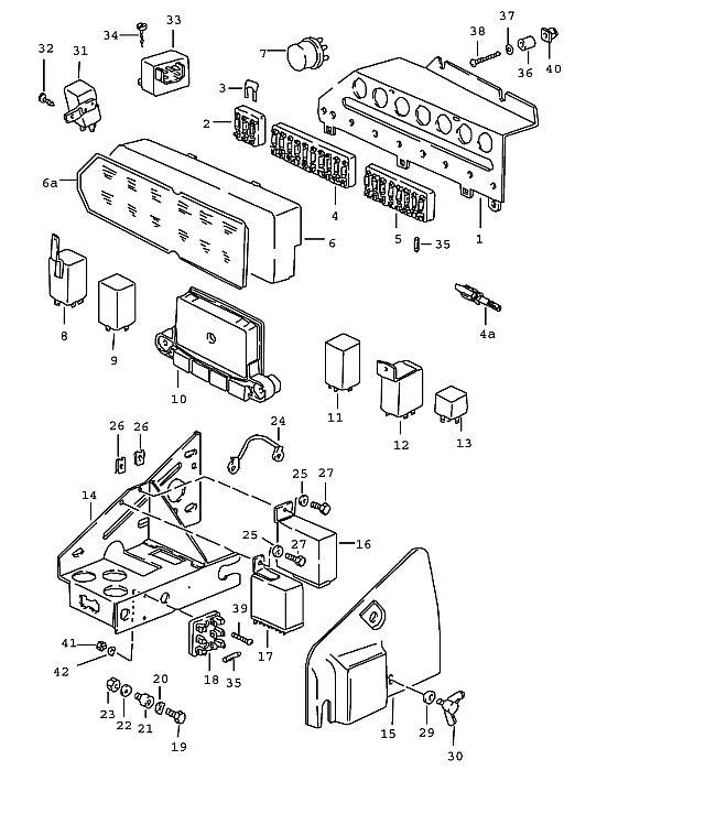Porsche Boxster Fuse Box Diagram : 32 Wiring Diagram