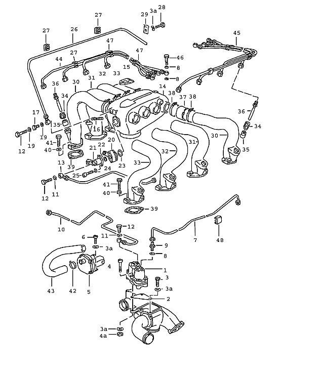 Porsche 924 Engine Diagrams. Porsche. Auto Wiring Diagram