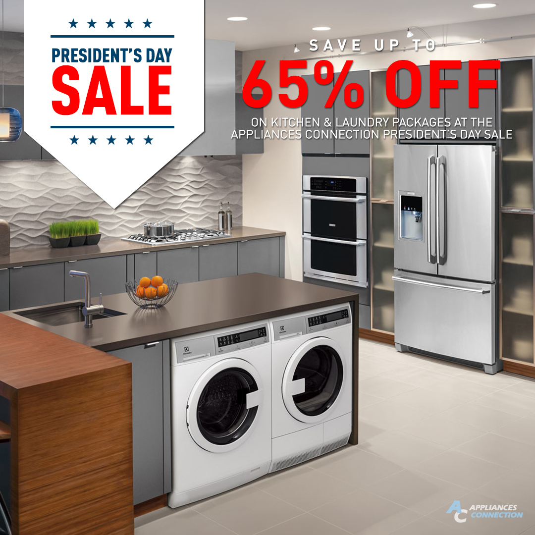 kitchen appliances brooklyn pub table connection launches their president 39s day sale