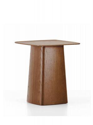 Wooden Side Table Walnut Medium Vitra Vitra 21051313