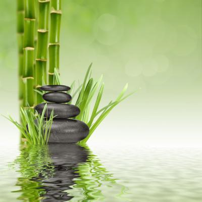 Quelle des Frieden, baut Stress ab und hilft bei Probleme