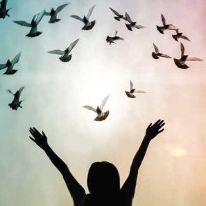 Veränderung zum Besseren, mit der Einstimmung Loslassen und Zulassen
