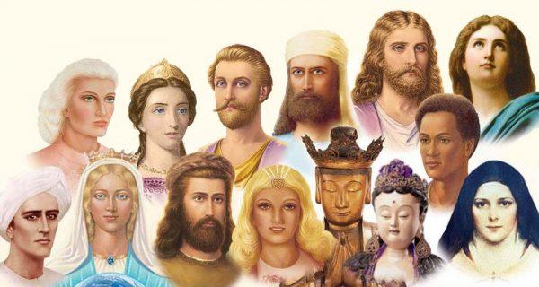 Die Lichtmeister Einstimmungen, zusammenarbeiten mit unsere himmlische Freunde.
