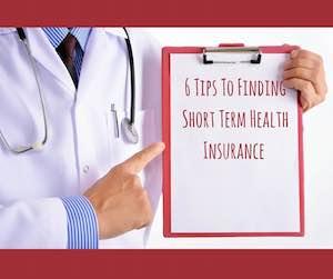 Best options for short term health insurance