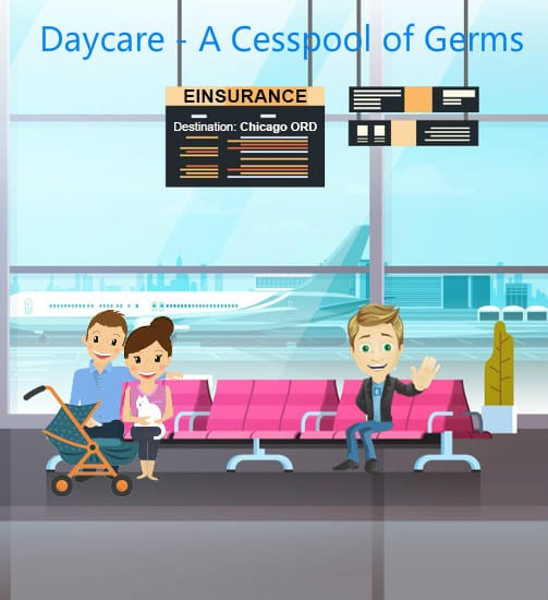 daycare a cesspool of germs