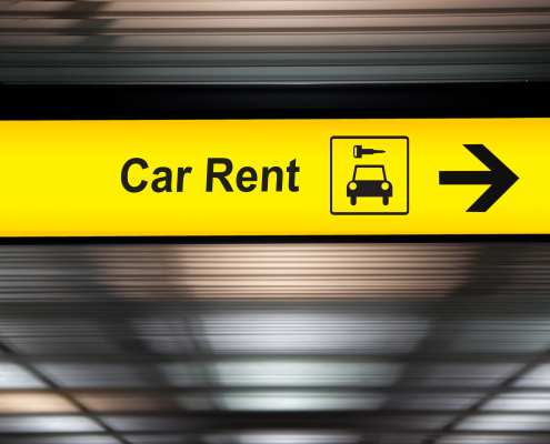 do I need auto insurance to rent a car