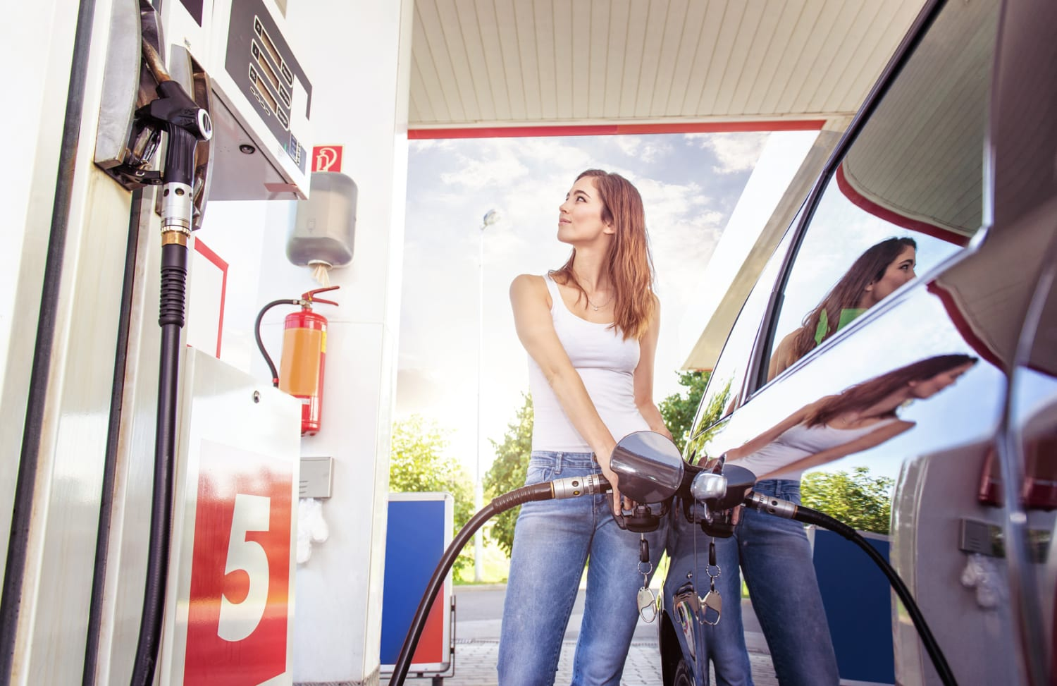 driving habits that affect your fuel economy