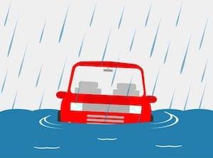 car insurance cover flood damage